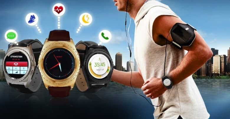 Lose weight with the help of fitness watches